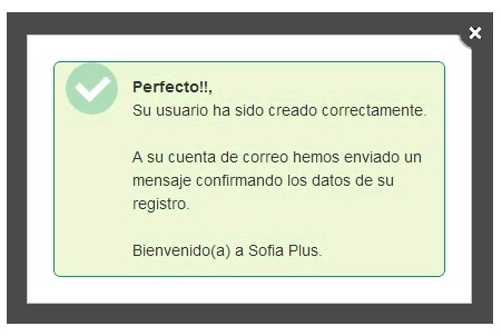 """Registro sofia plus 7"""